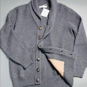 NWT 4500 12ply Brunello Cucinelli Cashmere Sweater
